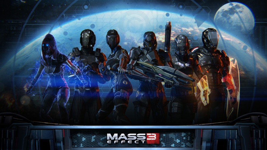 Mass Effect  Wallpapers  Wallpaper  900x506