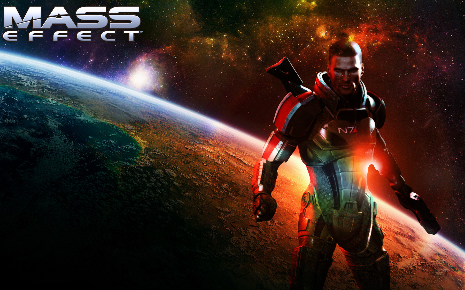 Mass Effect HD Wallpapers and Backgrounds 1920x1200