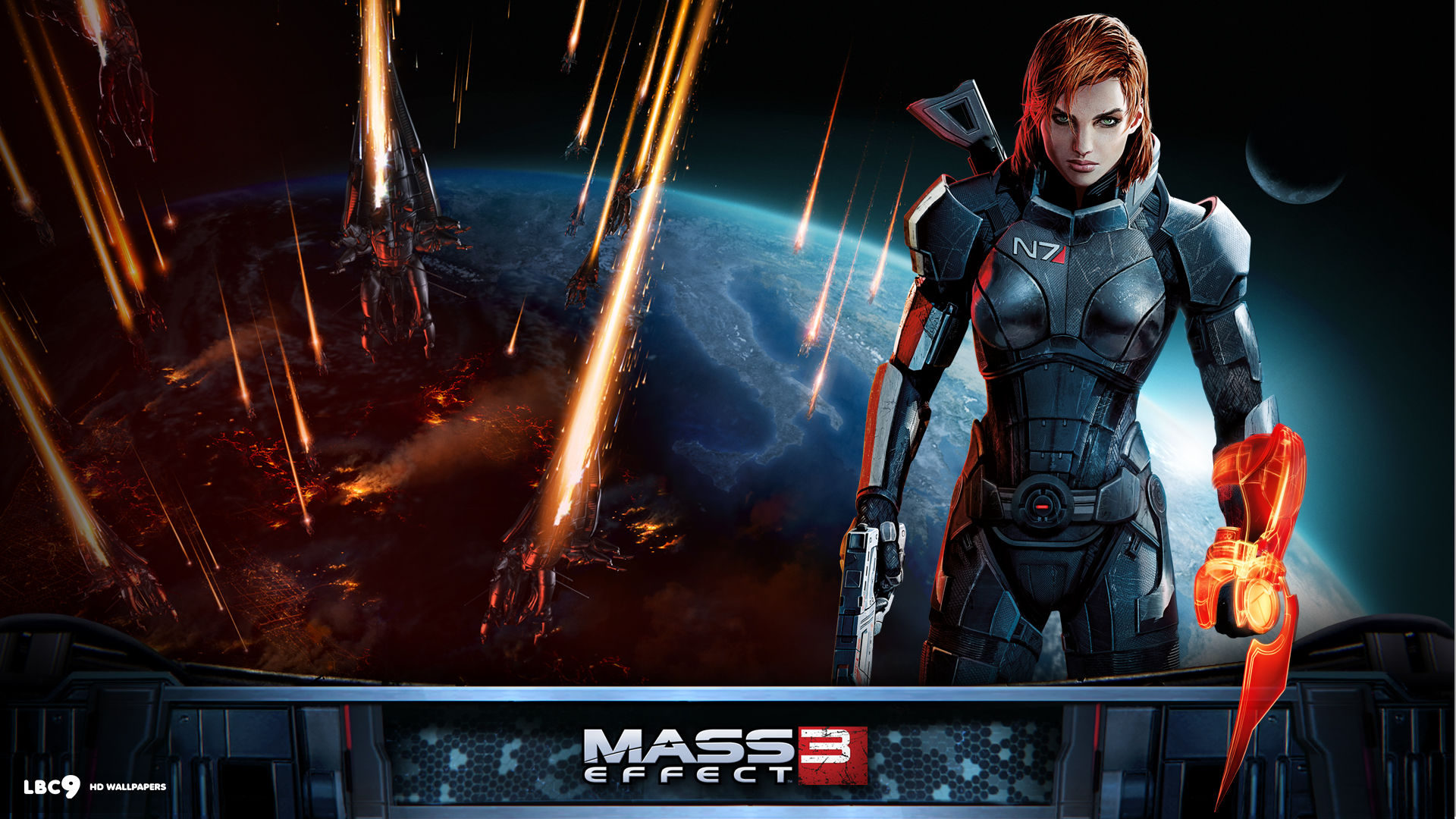 Mass Effect HD Wallpapers and Backgrounds 1920x1080