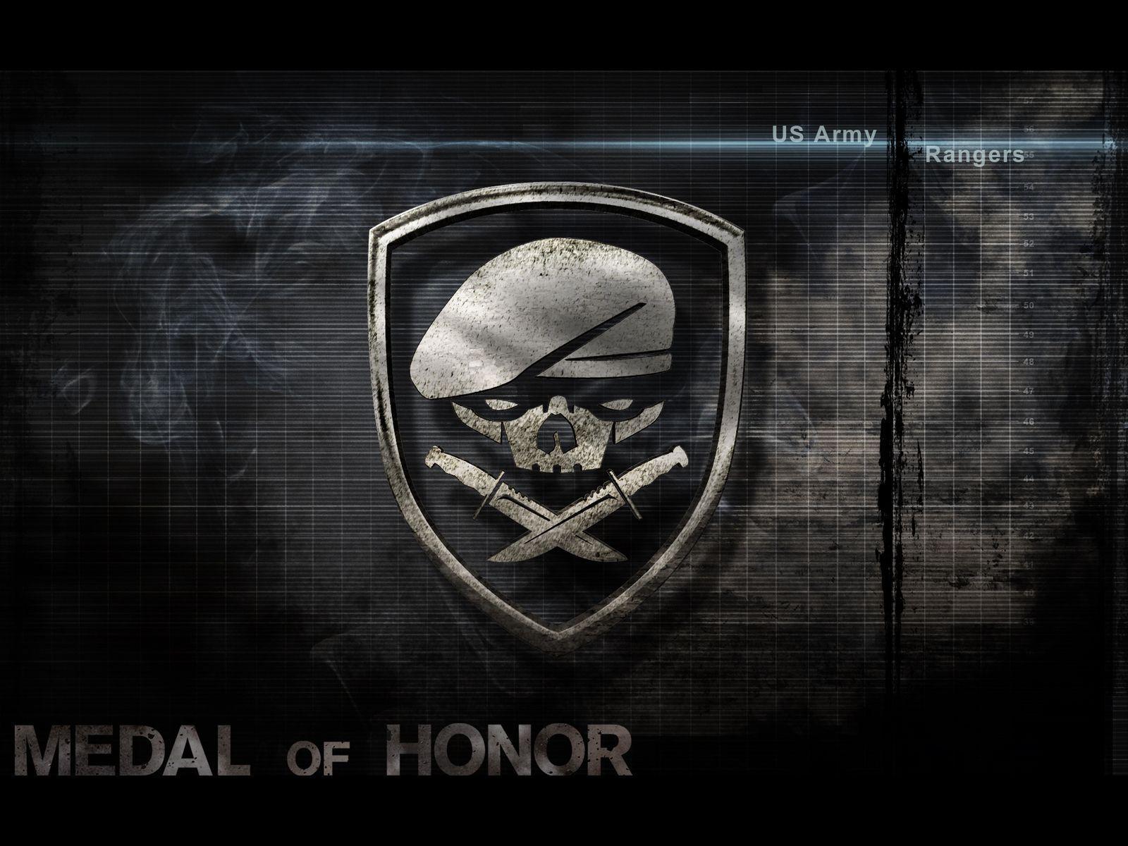 Medal Of Honor Warfighter Logo Games Logos Hd Wallpaper