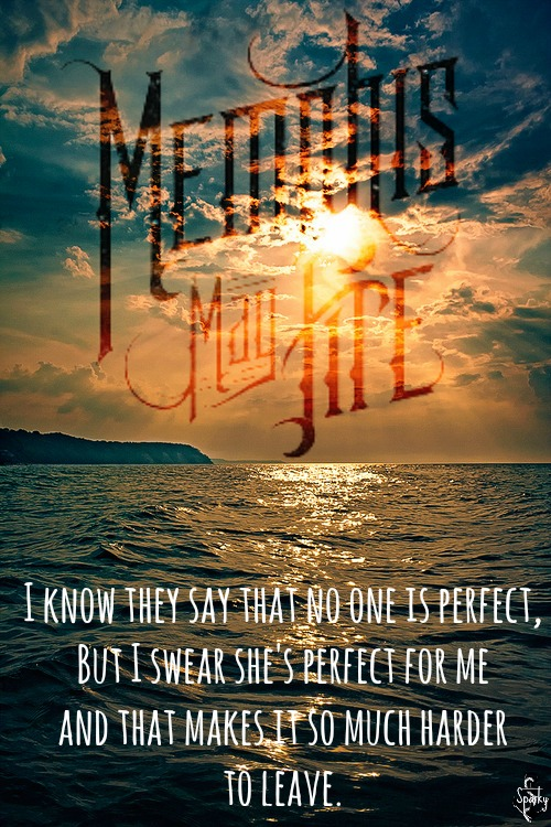 Memphis May Fire by ShckSkllingtn on