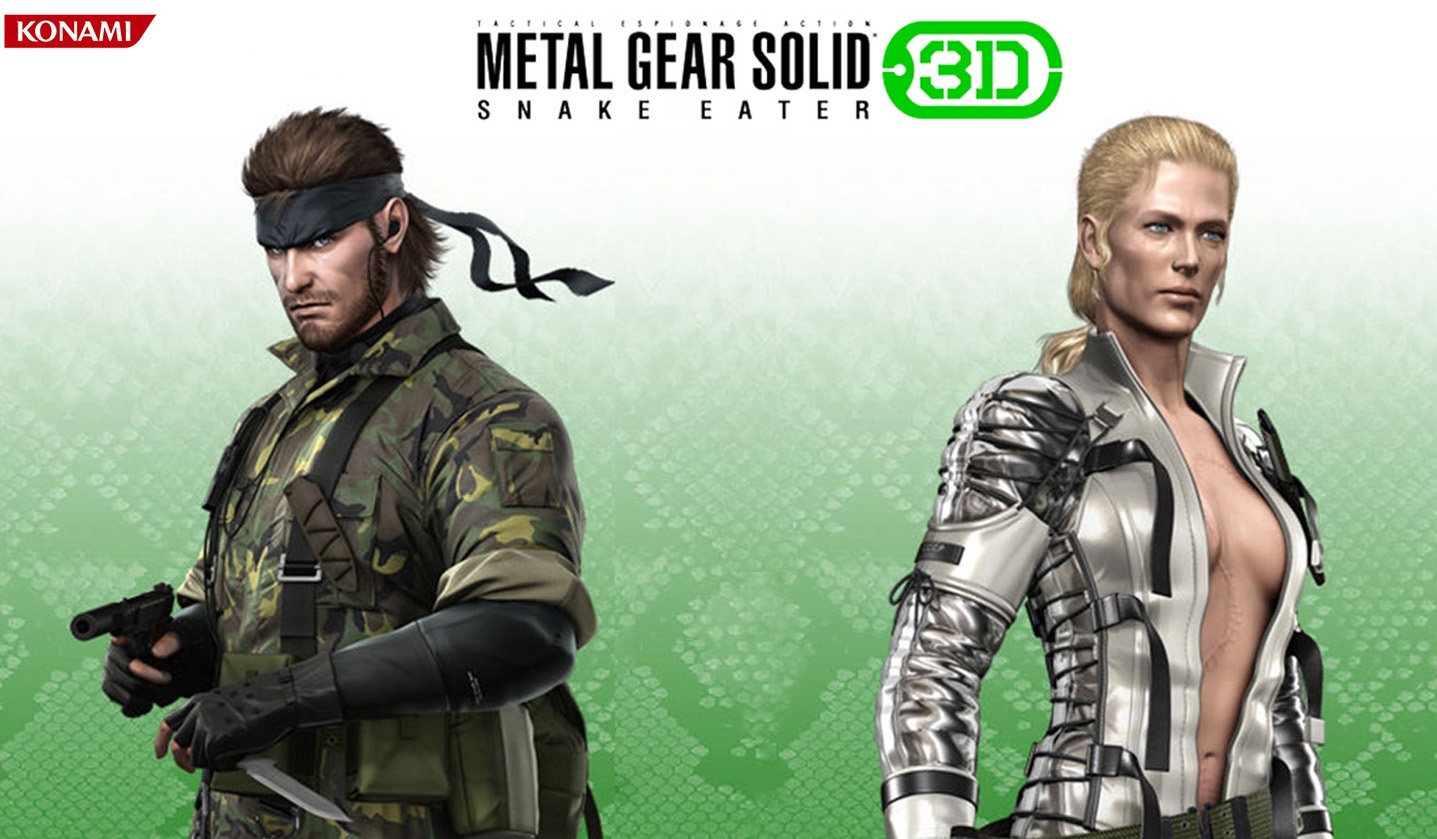 Metal Gear Solid Snake Eater Wallpaper By Tomastankiewicz On