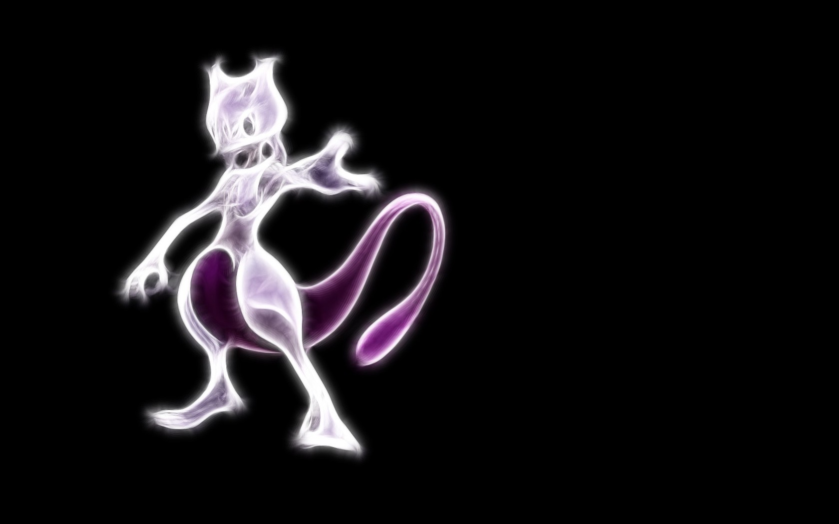 Pokemon Mewtwo Wallpapers   1680x1050