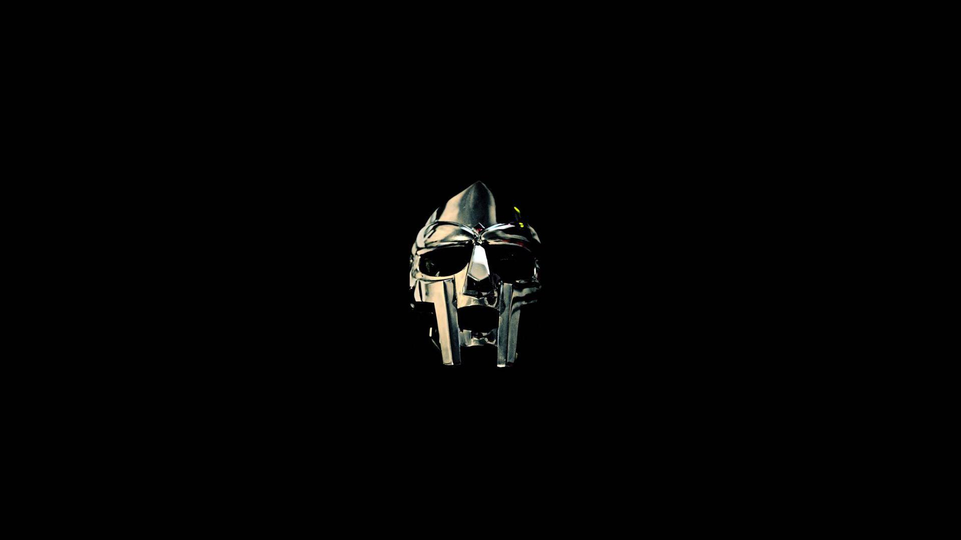 MF DOOM Alternate Wallpaper X