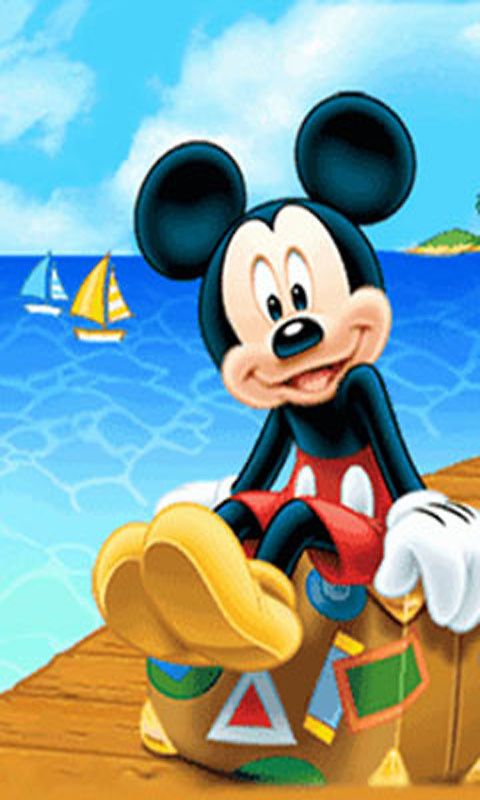 Mickey Mouse Wallpapers For Phone 002