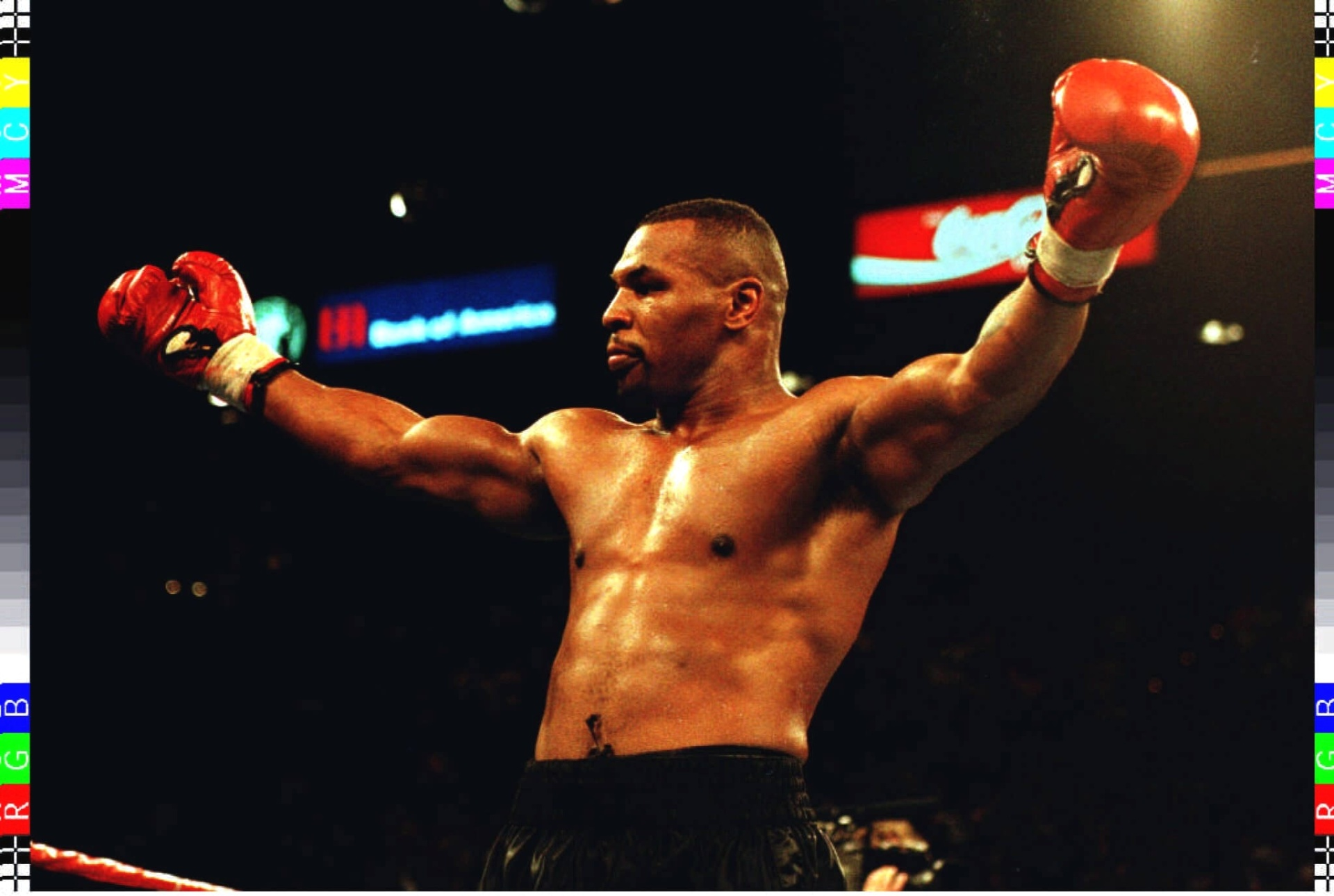 Mike Tyson Knockout Wallpapers Background Desktop Wallpaper