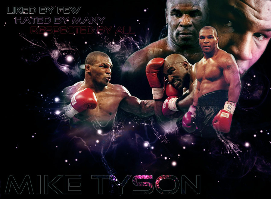 Mike Tyson Knockout Wallpaper Desktop Wallpaper
