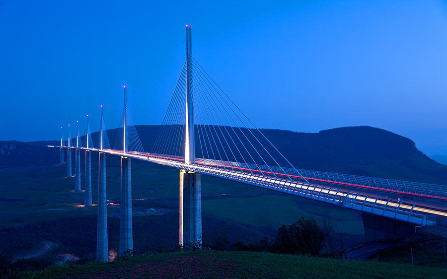 Millau Viaduct Wallpapers (25 Wallpapers) – Adorable ...