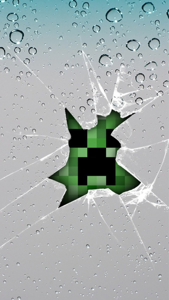 Cool Minecraft Backgrounds for Your Phone  BCGB 577x1024