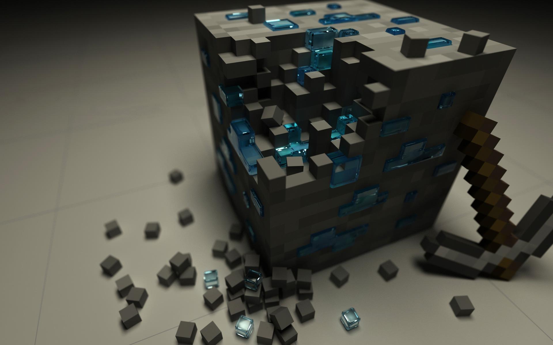 Download Minecraft Logo Wallpaper 1920x1200