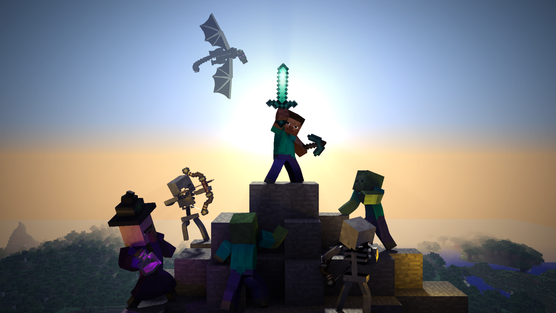 minecraft wallpapers creator 031