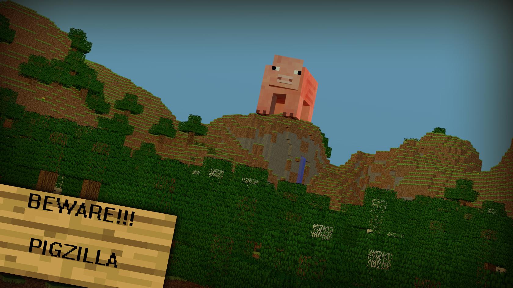Minecraft Wallpaper Creator HD 1680x945