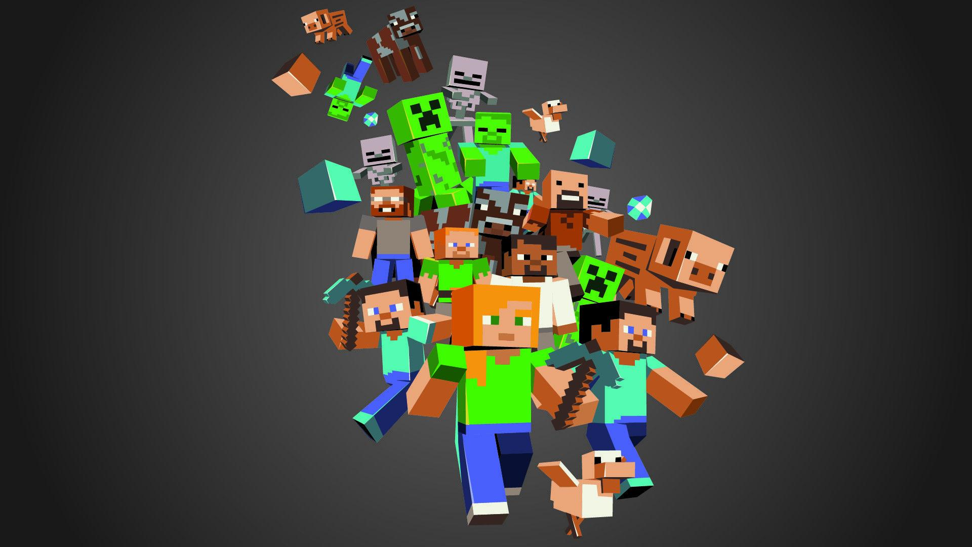 Stunning D Minecraft Wallpaper Te Tag For Minecraft