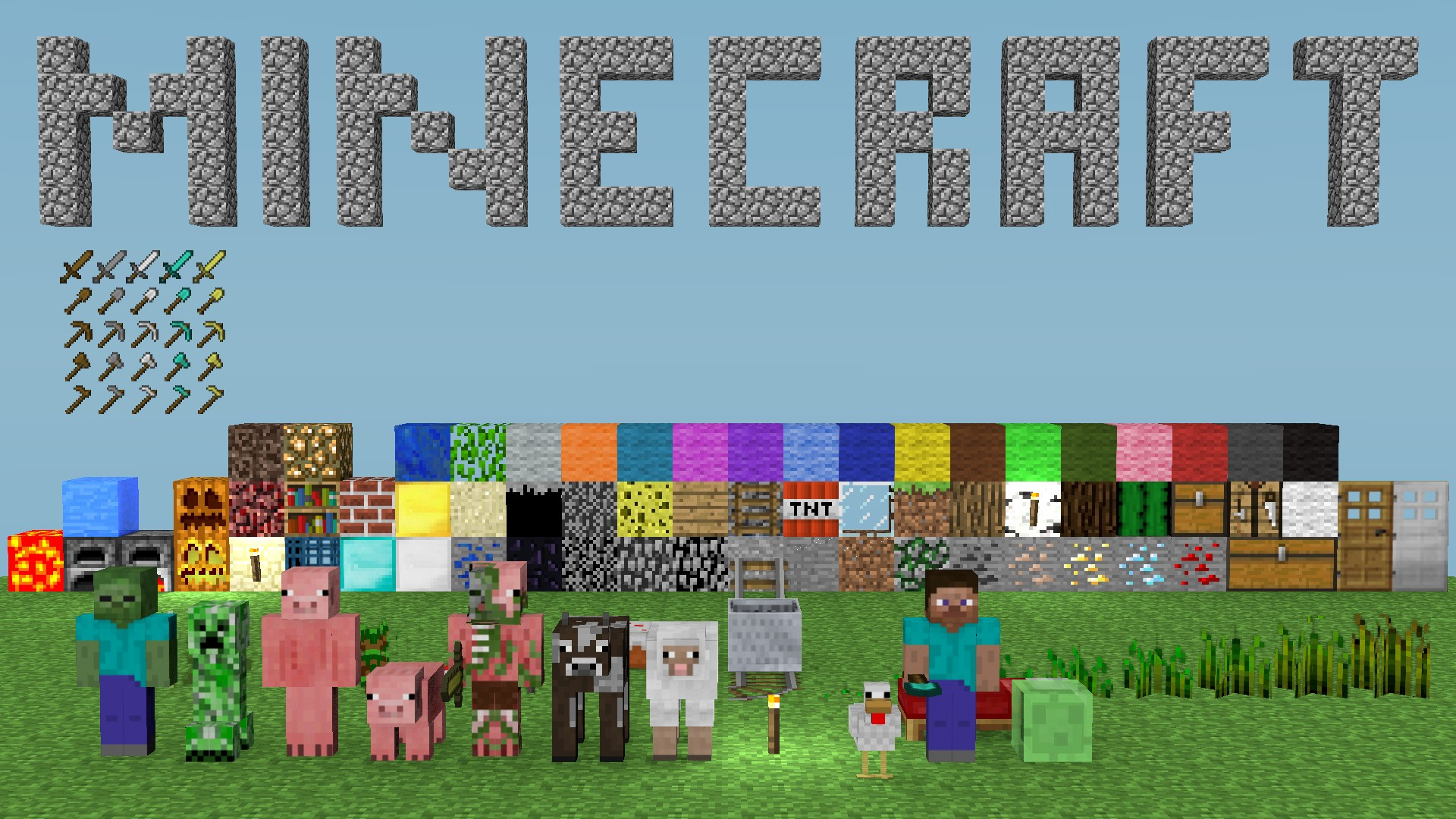 Minecraft Creator Wallpaper CoolWall 1920x1080