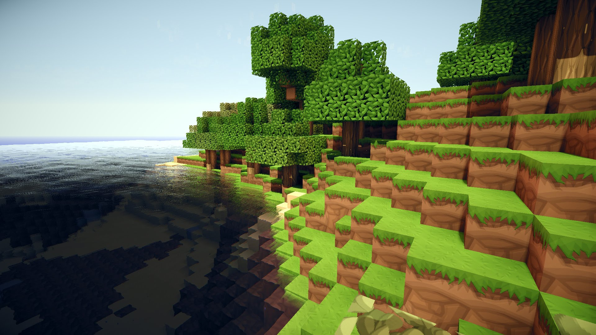 Minecraft Wallpapers Hd Collection 1920x1080