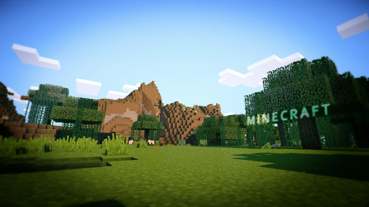 how to get a shader for minecraft