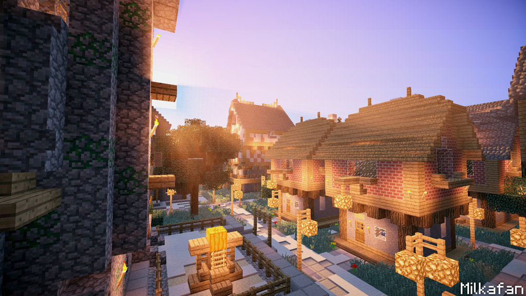 Minecraft Shaders Background (22 Wallpapers)
