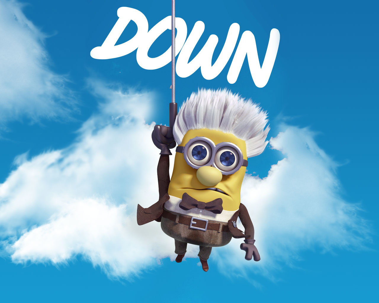 Minions despicable me wallpaper hd dekstop 1280x1024 voltagebd Image collections
