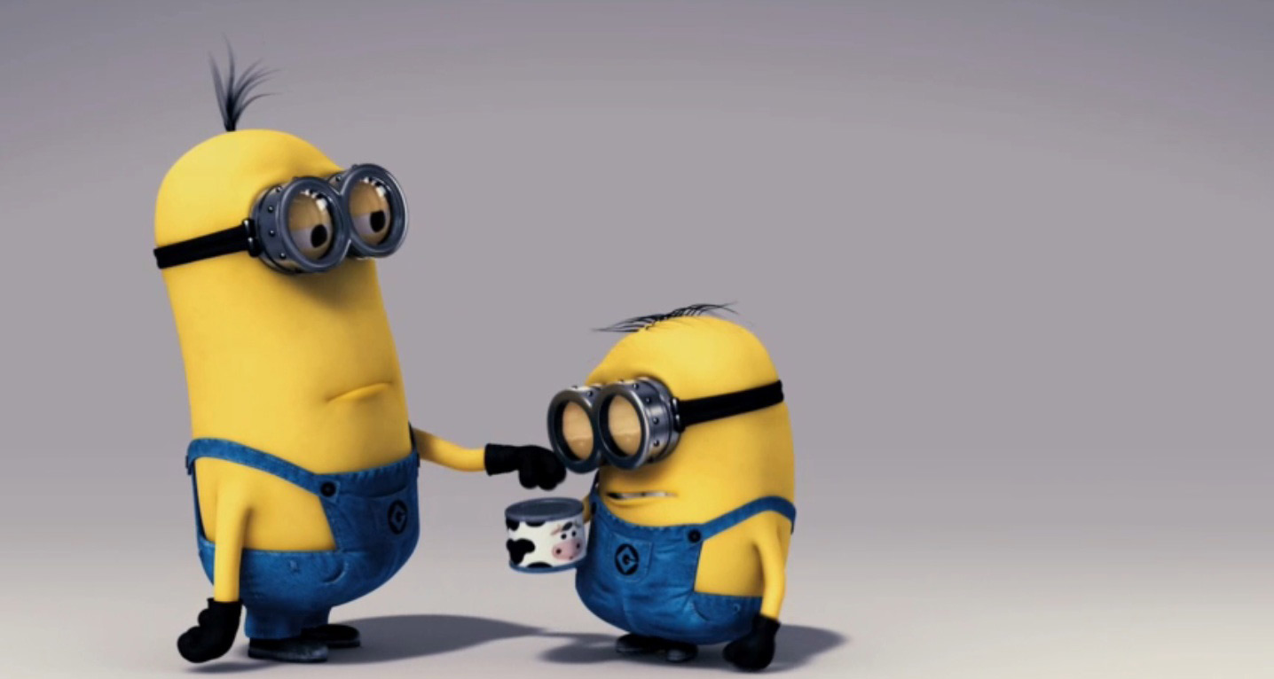 Despicable Me wallpapers 1436x766