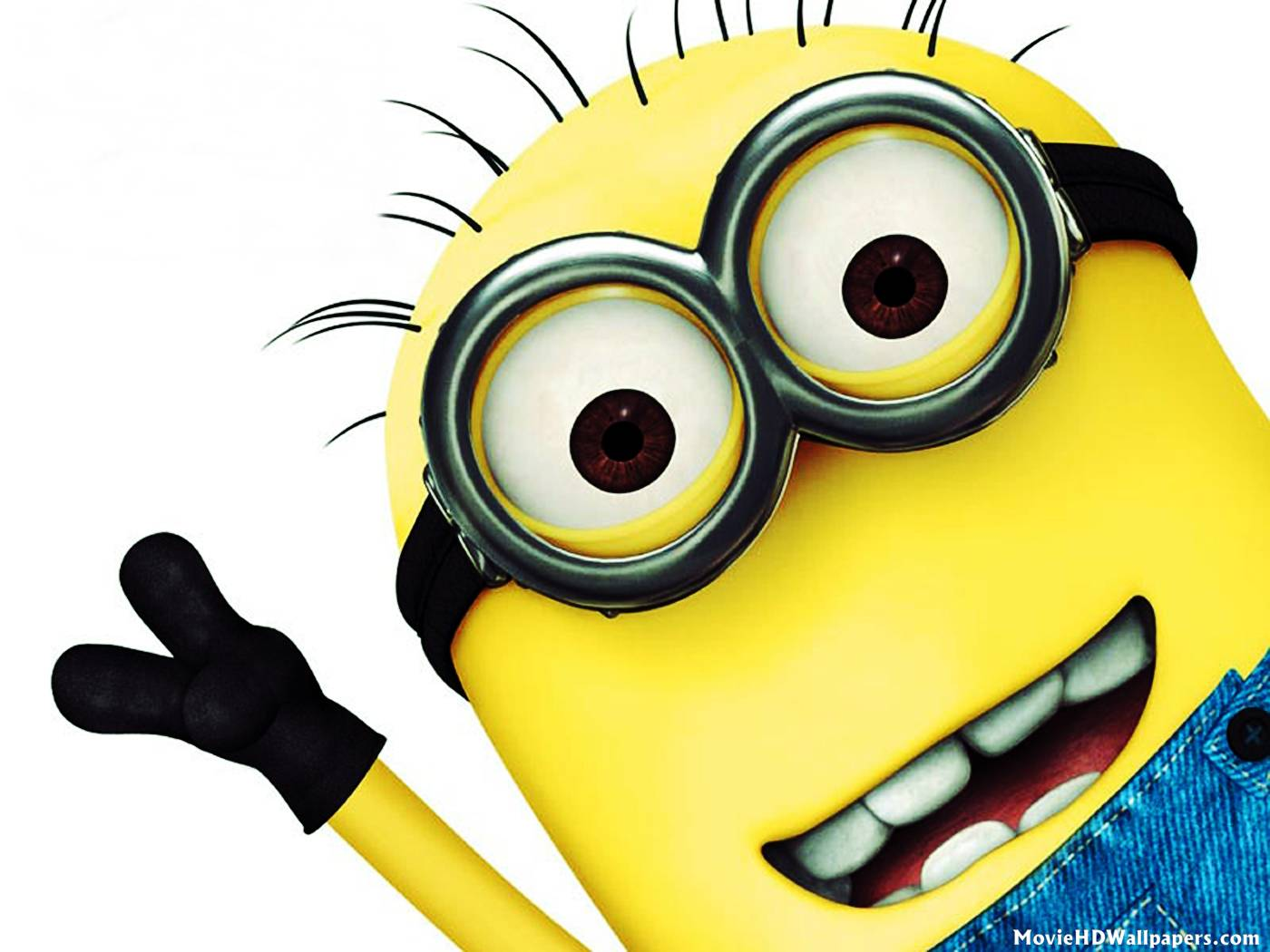 Despicable Me Minions Wallpaper Desktop   1400x1050