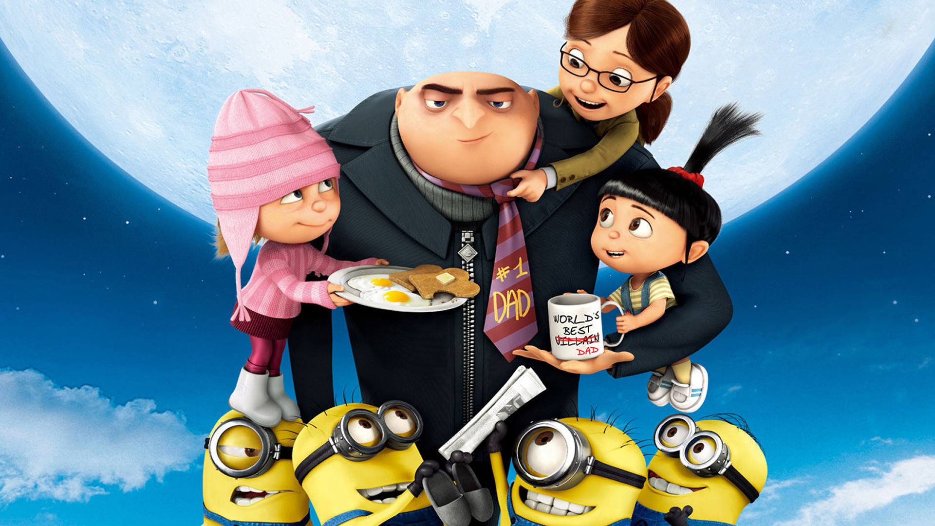 Despicable Me wallpapers 1920x1080
