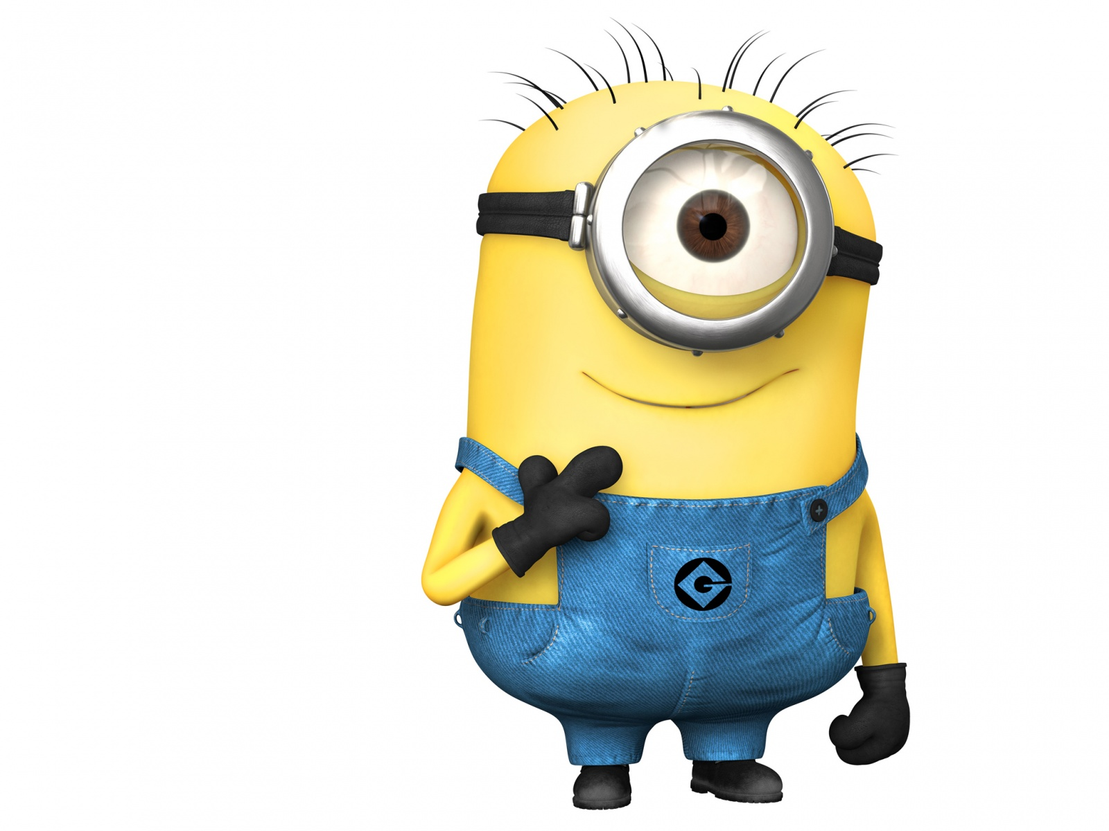 HDWP: Despicable Me Minions Collection of Widescreen Wallpapers 1600x1200