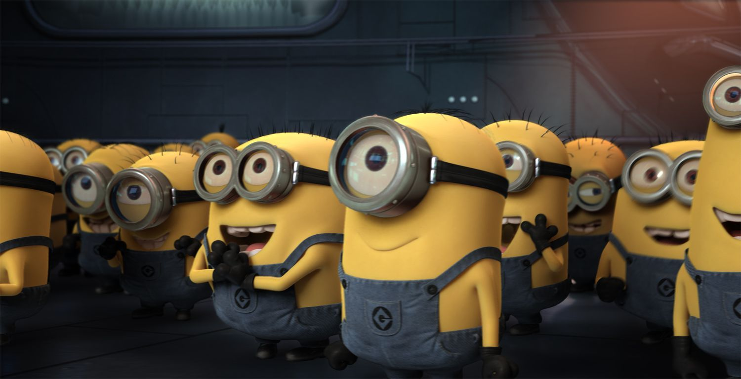 amazing minions wallpapers and mobile minions wallpapers 1500x767