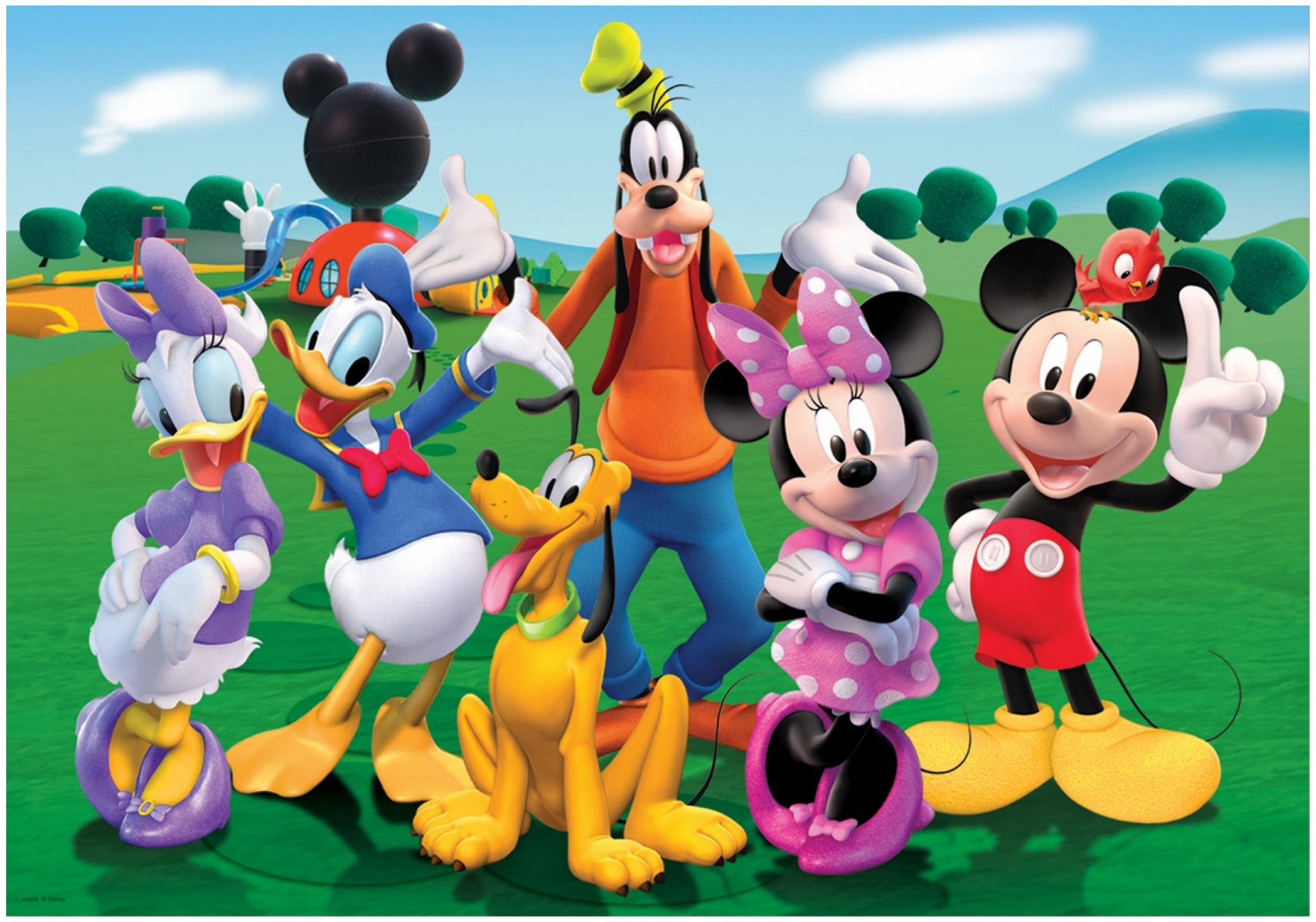 Mickey Minnie Wallpapers Group 1918x1344
