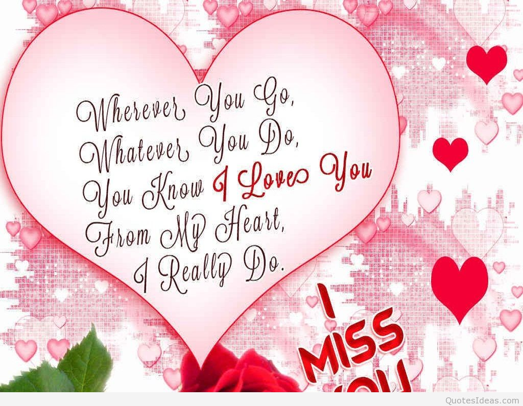 I Miss You Wallpapers Wallpaper 1024x795