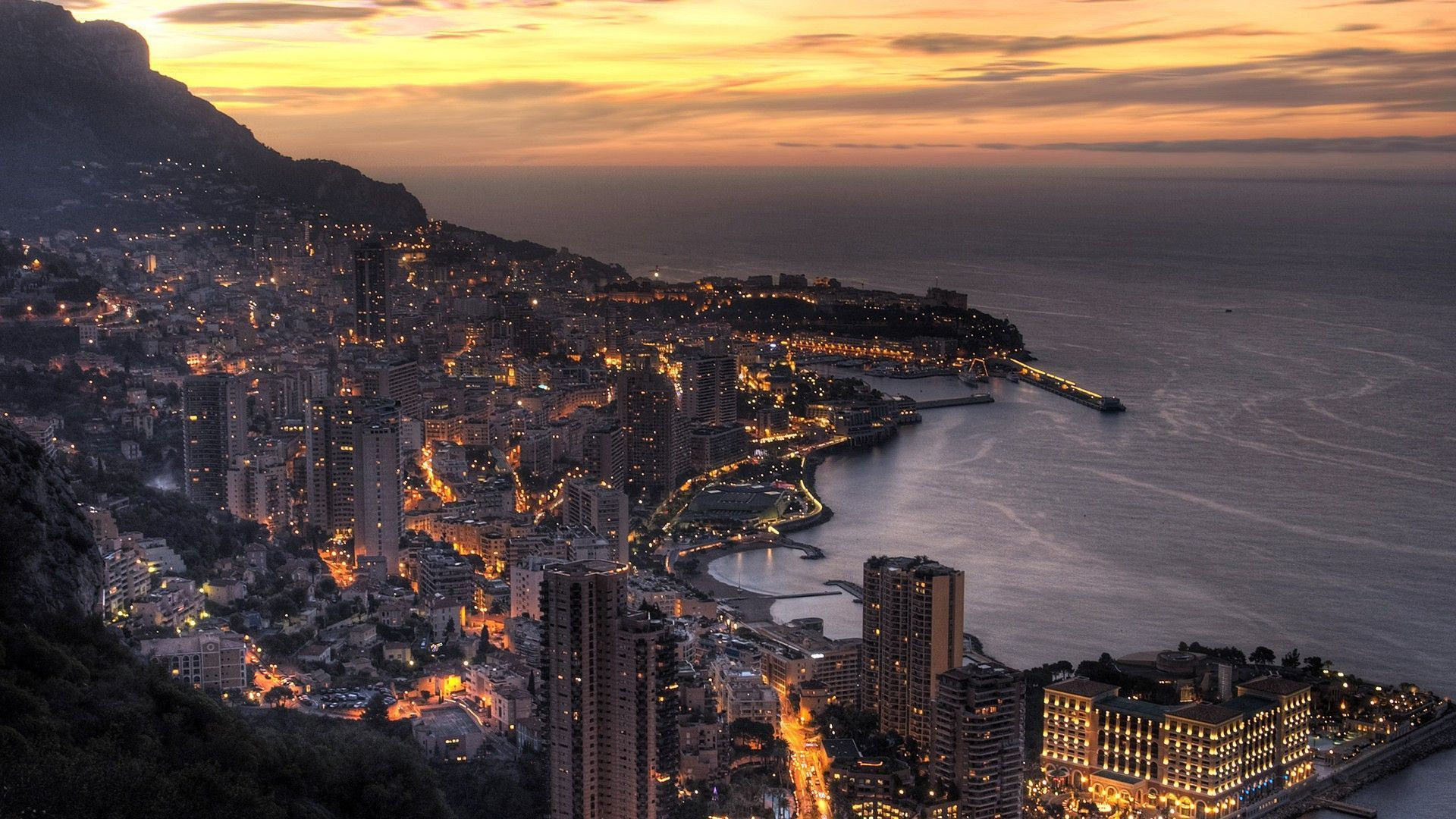Monaco Wallpapers Page  1920x1080