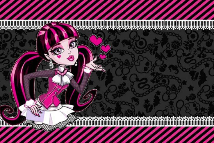 Monster High Wallpaper (36 Wallpapers)