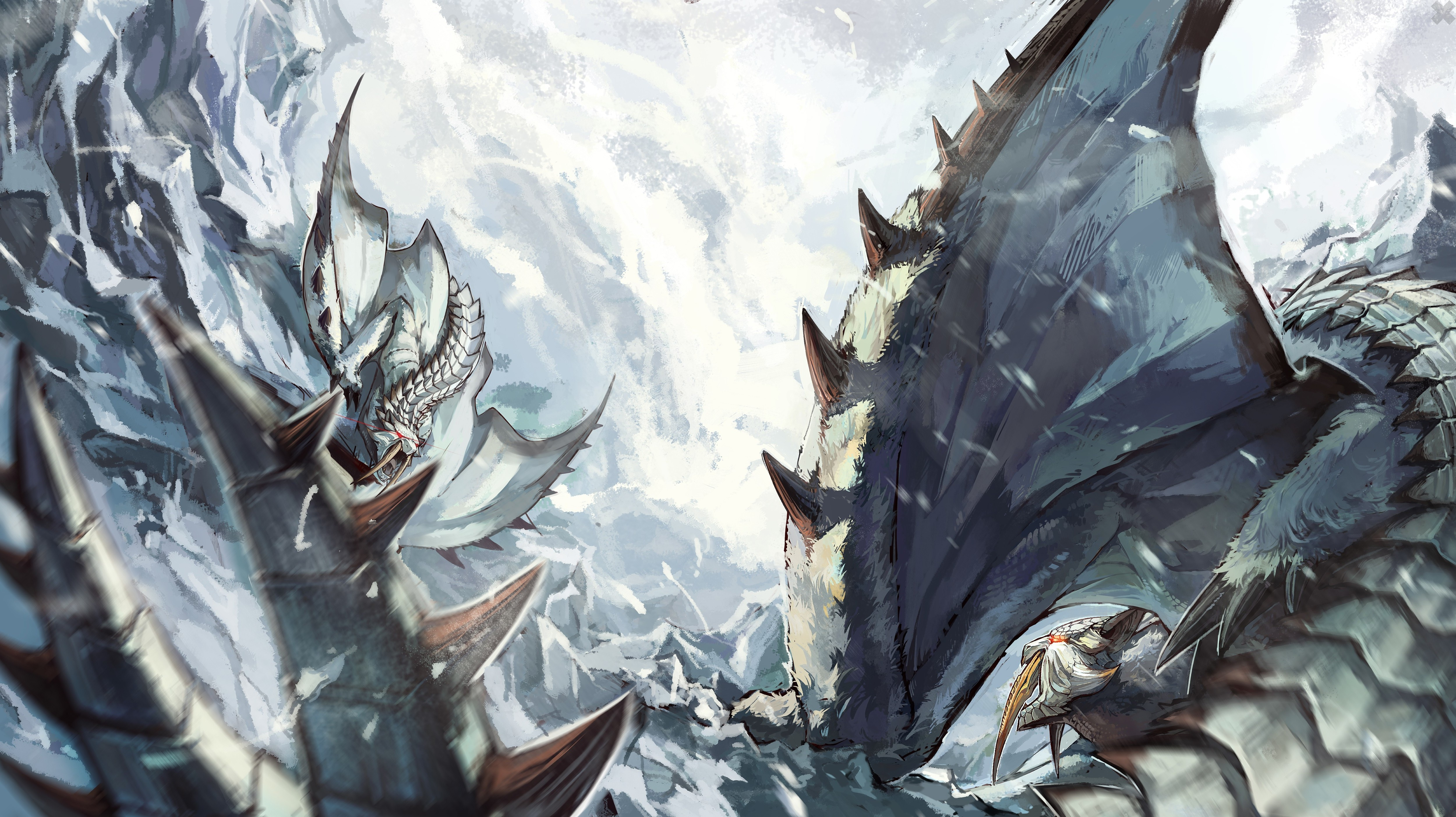 Monster Hunter HD Wallpapers  X