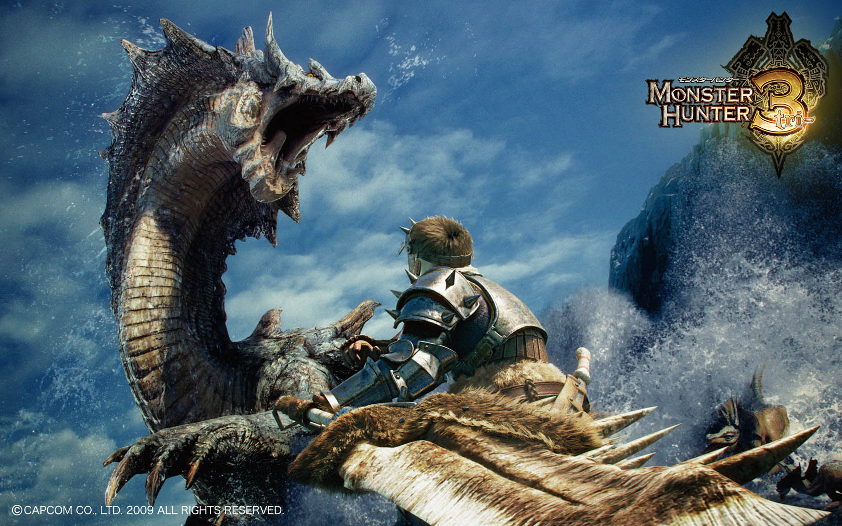 Monster Hunter HD Wallpaper Wallpaper Game Wallpapers