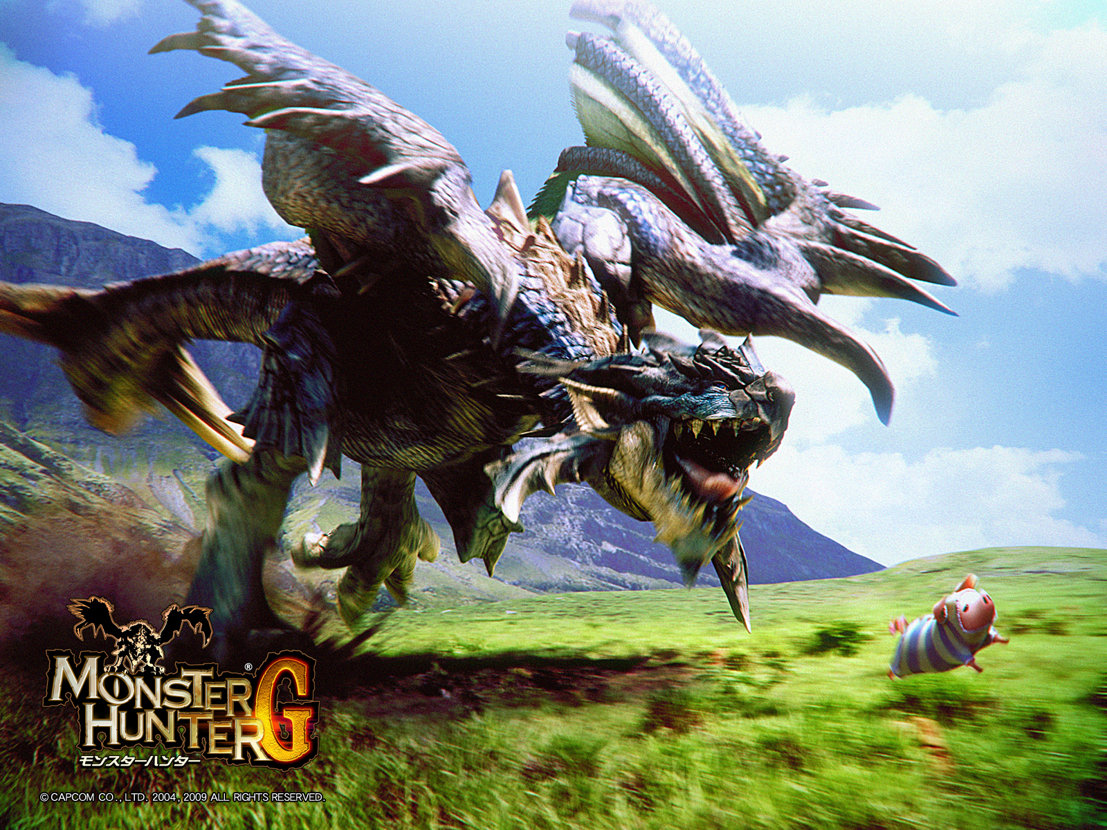 Monster Hunter HD Wallpapers