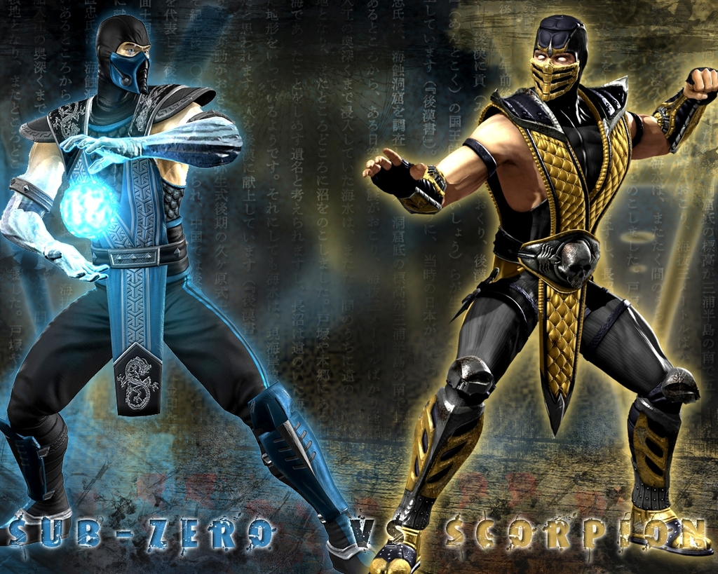 Mortal Kombat Armageddon Wallpapers 030