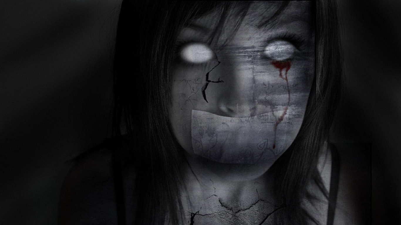 Hd scary horror wallpapers #11320