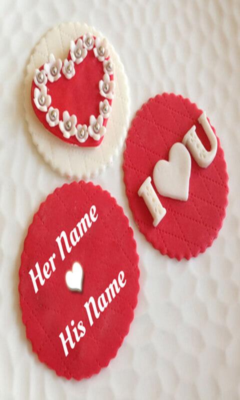 Name Love Wallpaper Maker