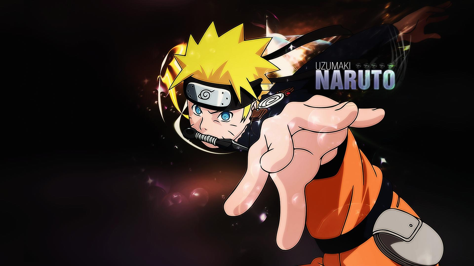 Naruto Black Wallpapers 028