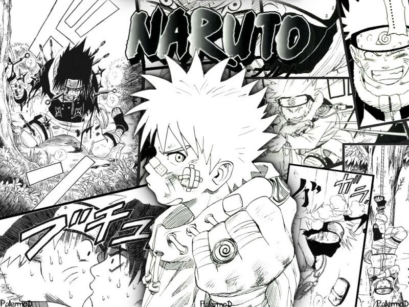 Naruto Black Wallpapers 038