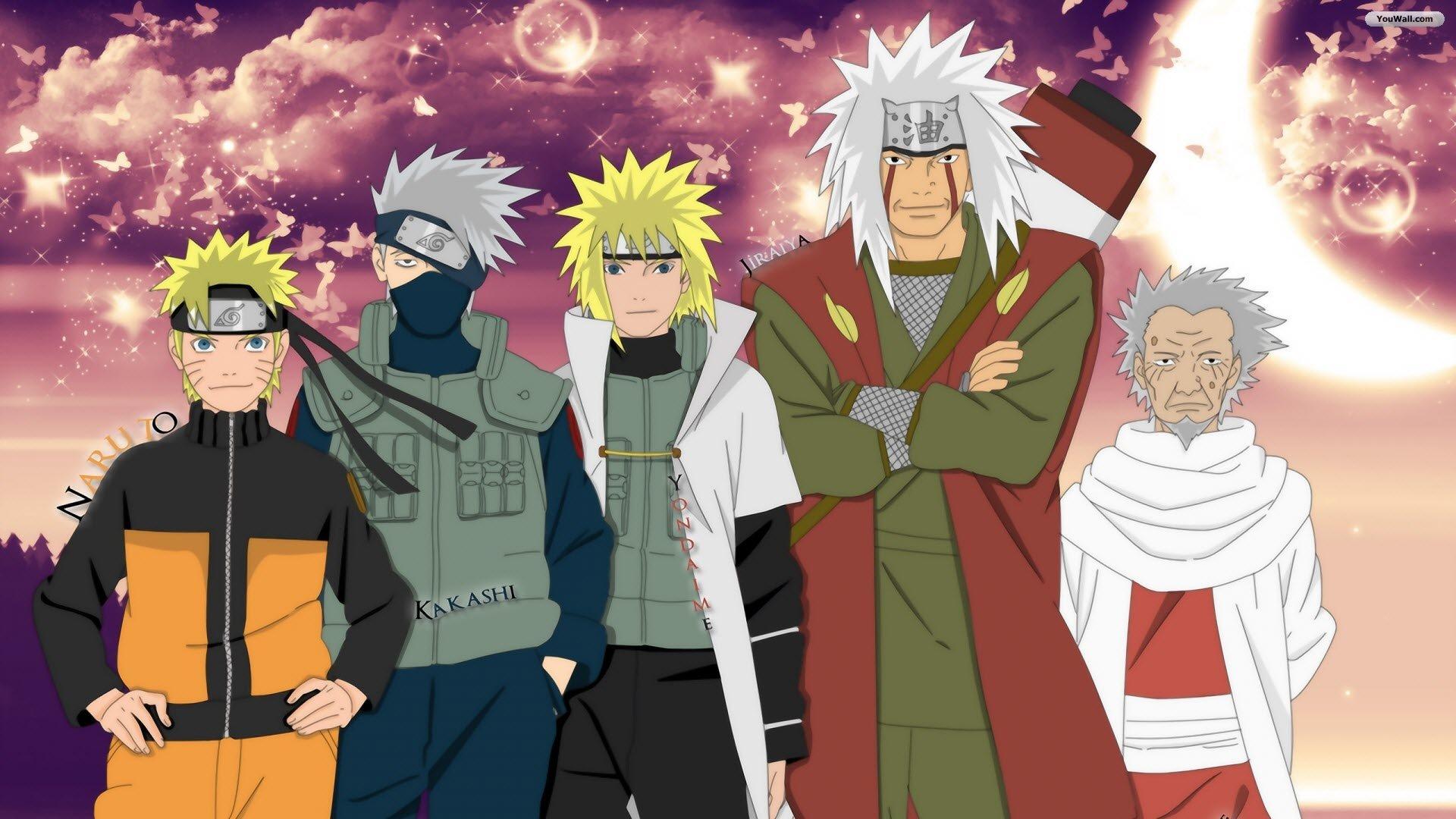 Naruto Free Wallpapers 006