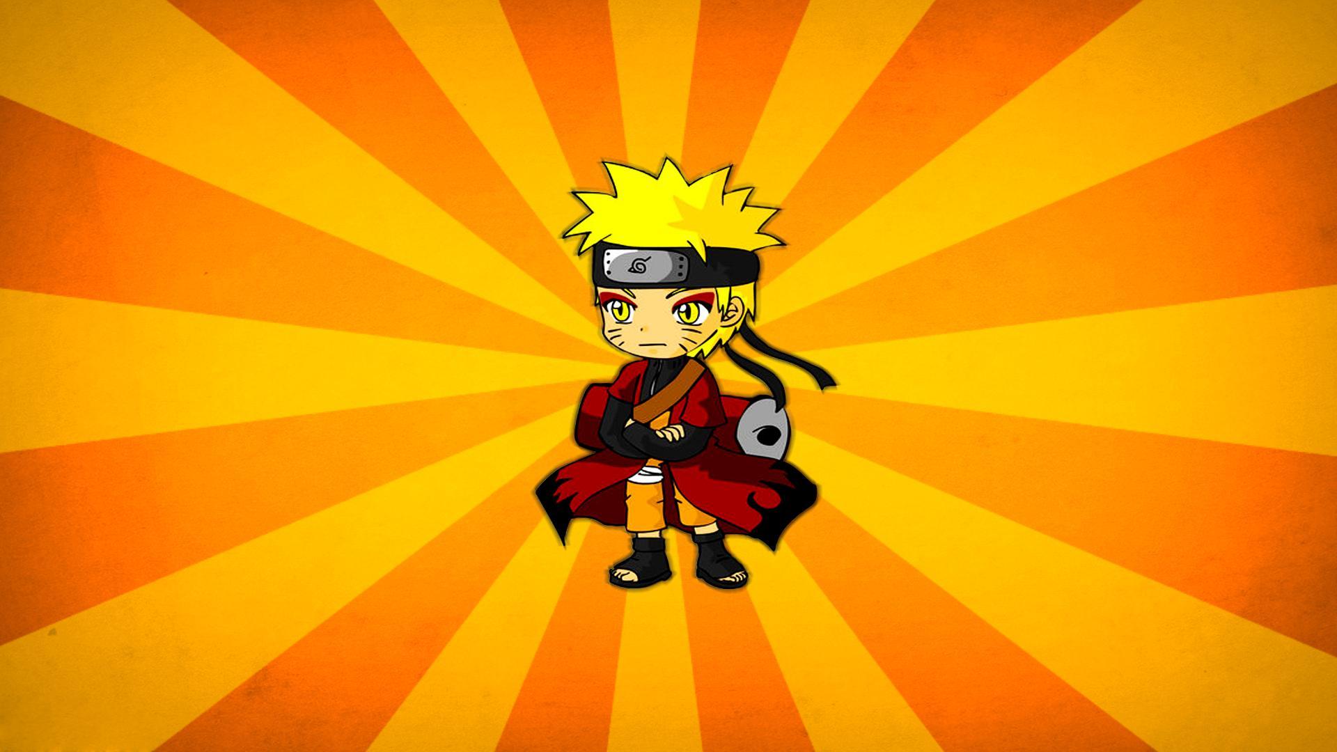 Naruto Kurama Mode Wallpapers 003