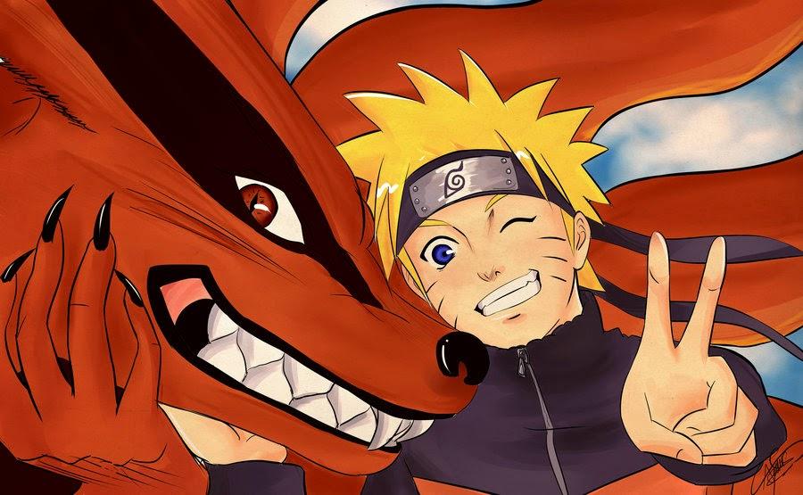 Naruto Kurama Mode Wallpapers 006