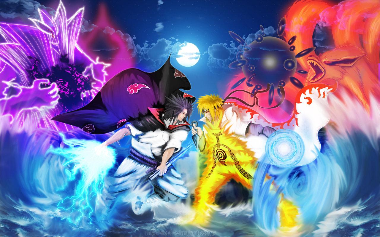 Naruto Latest Wallpapers 018