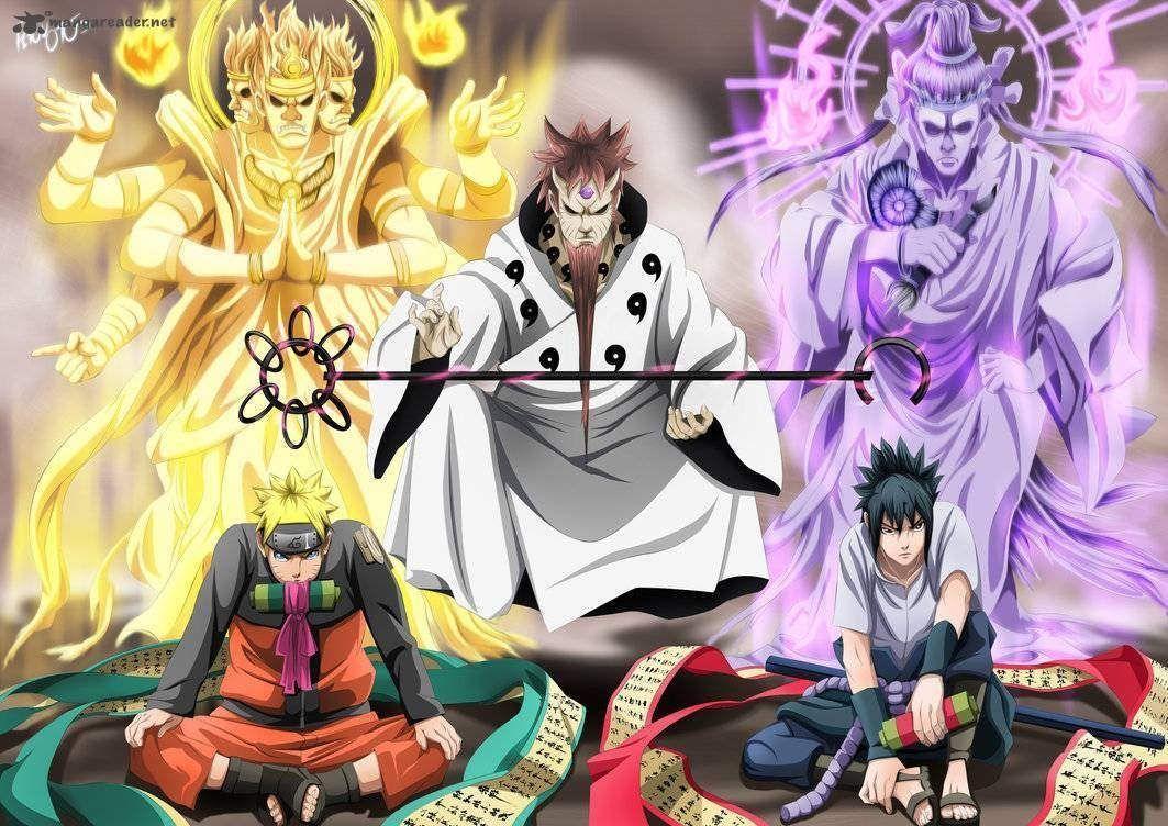 Naruto Manga Full Picture Wallpapers Hd Wallpapers Sinaga