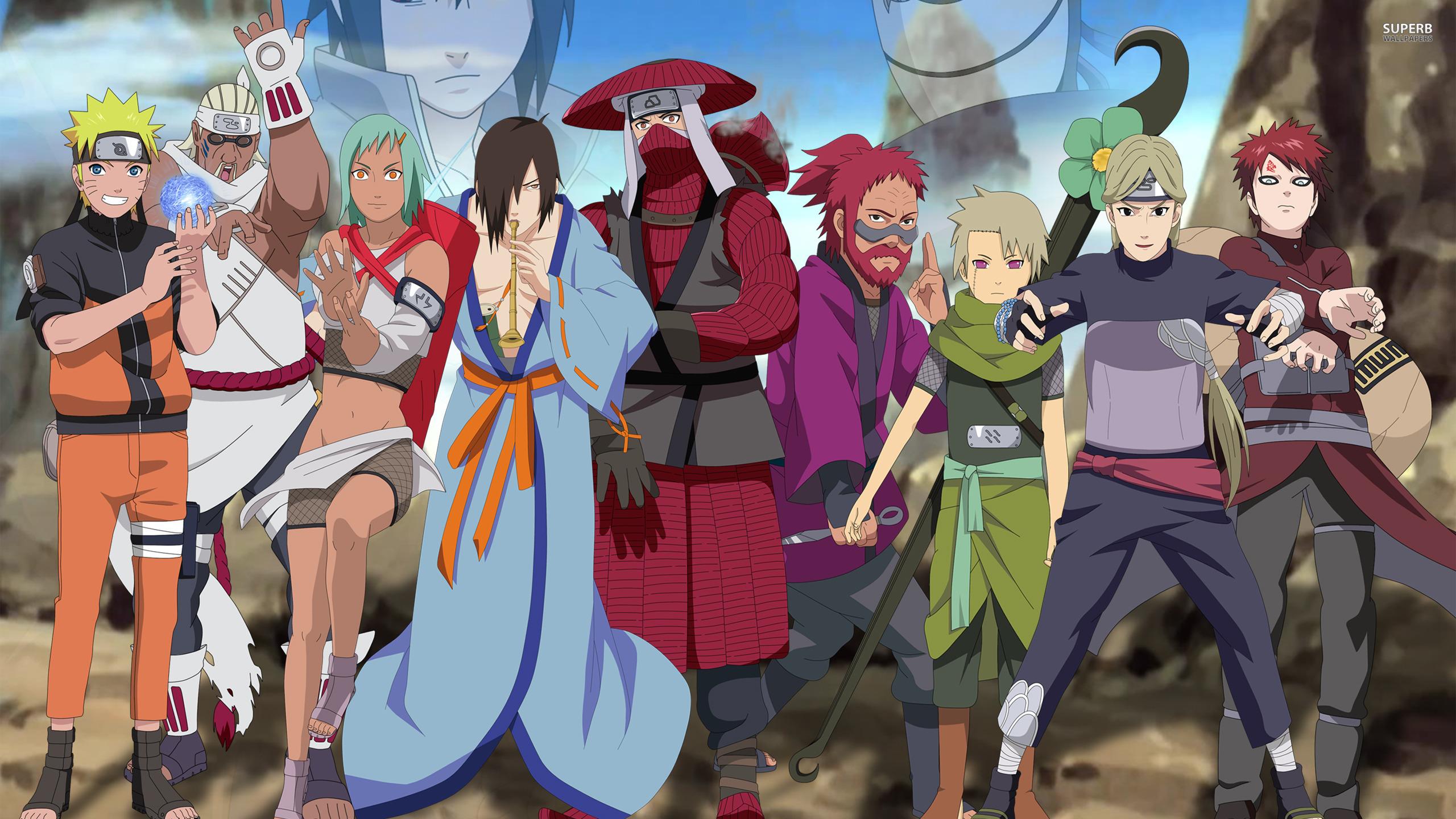 Naruto Shippuden Wallpaper 013