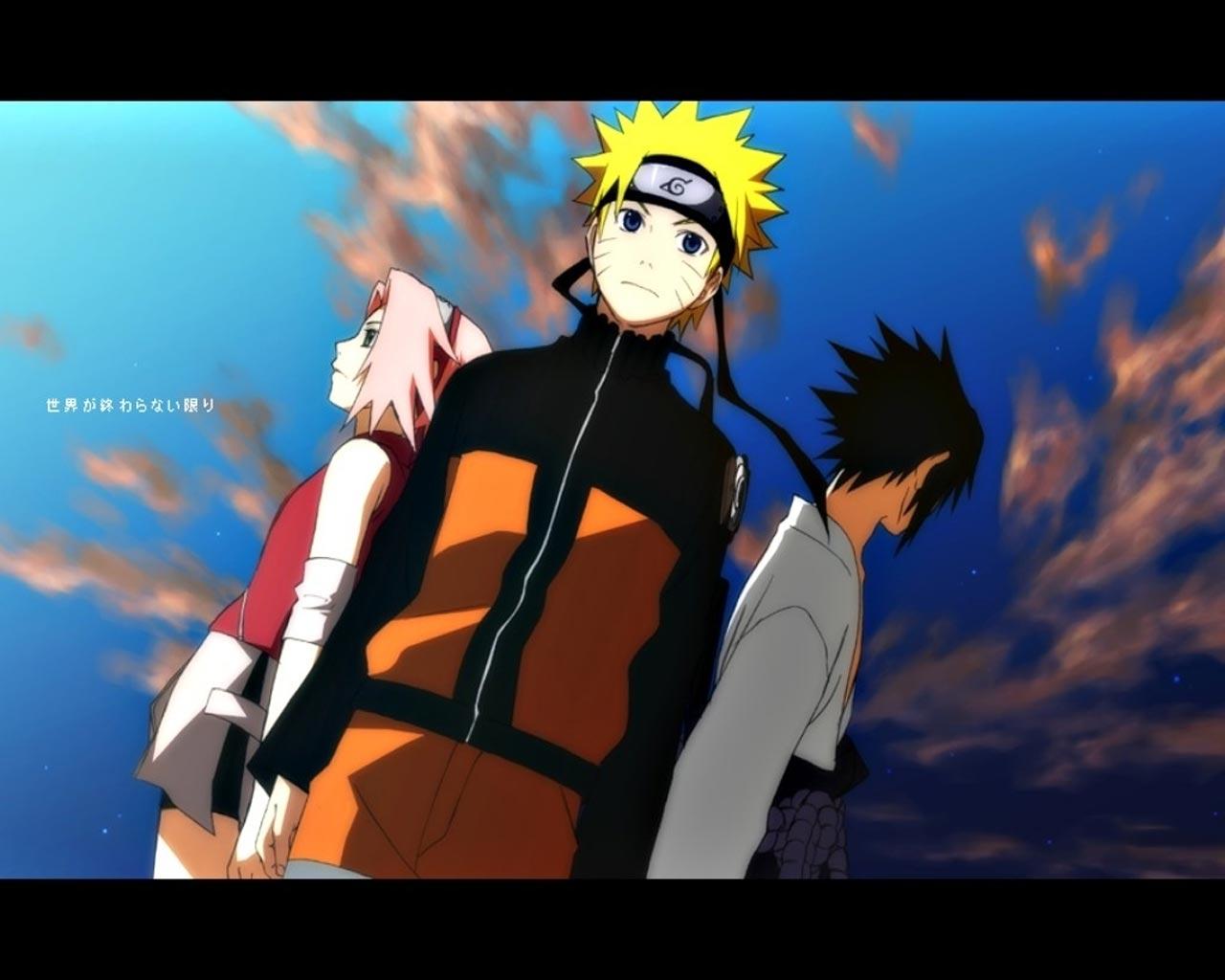 85 Gambar Naruto Cool Style Kekinian