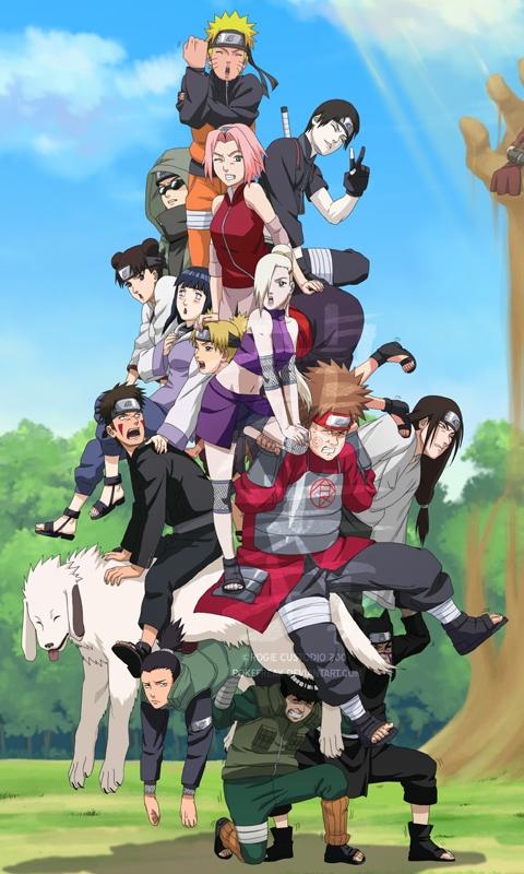 Naruto Wallpapers For Mobile 002