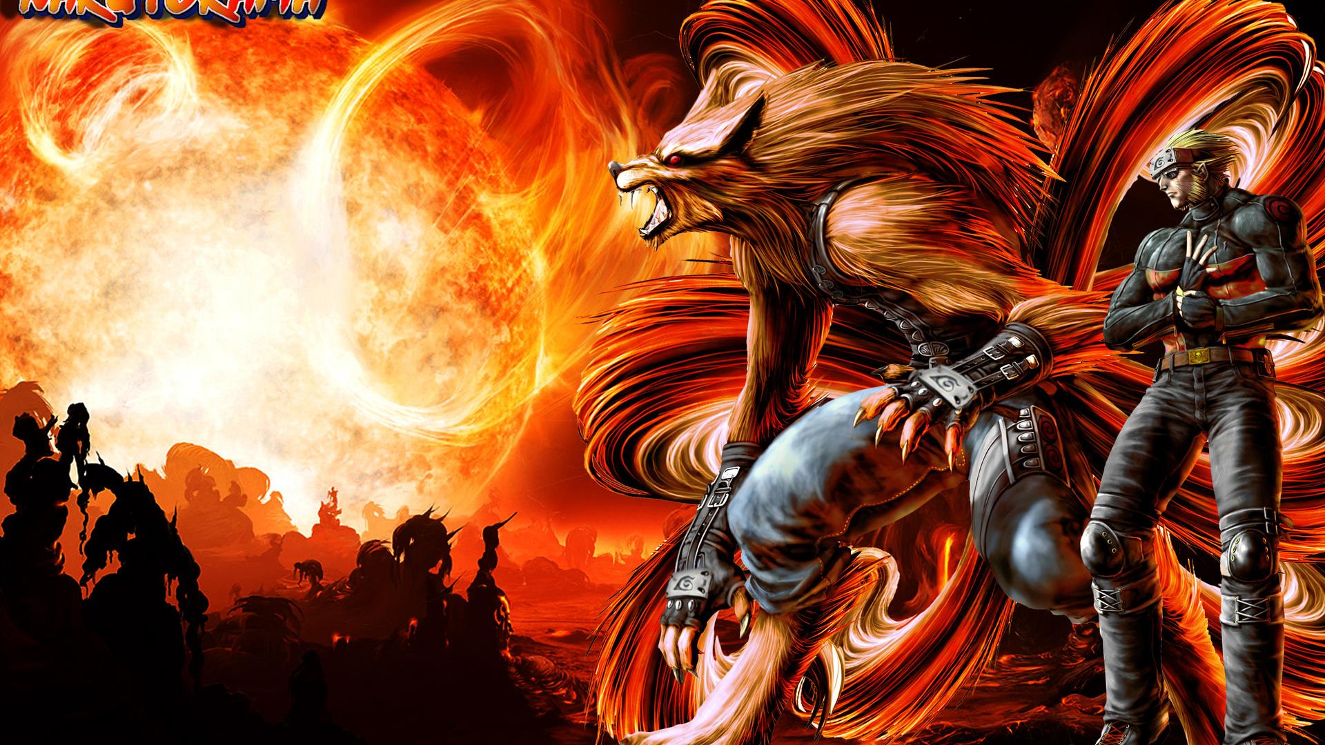 Wallpaper Android Naruto 3d