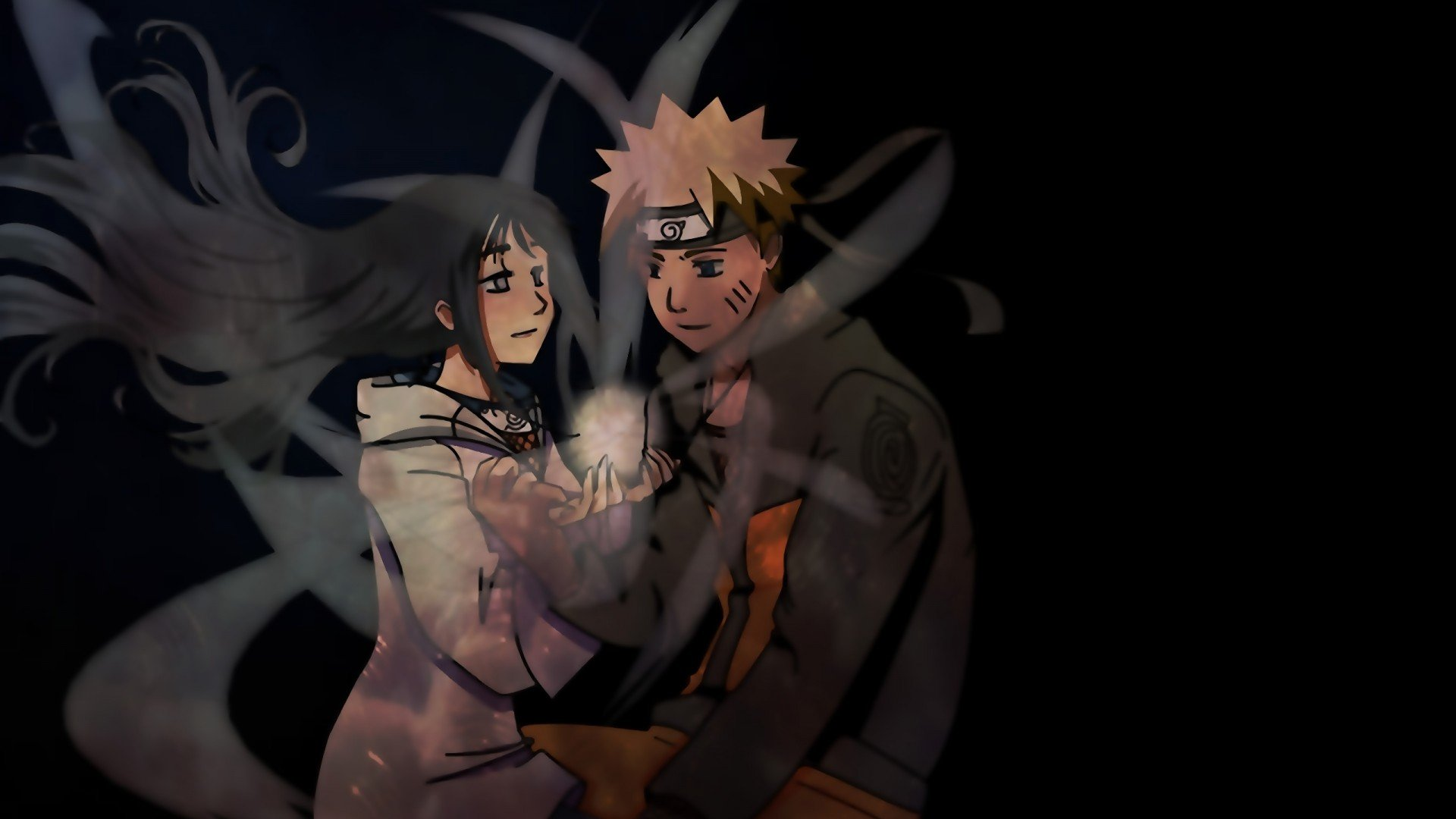 Naruto and hinata wallpaper hd 010