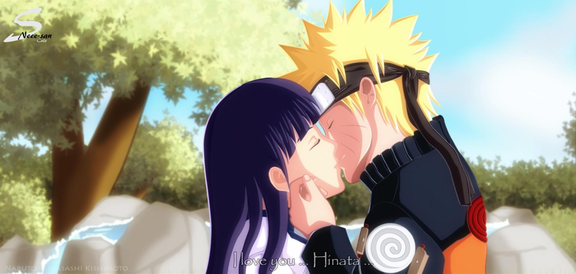 Naruto and hinata wallpaper hd 054